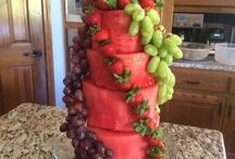 Centrotavola frutta
