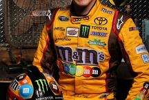 KYLE BUSCH~MY HUSBAND'S NASCAR DRIVER / by Kathy Hight Brun