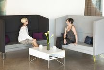 Furniture We Love! / Furniture can enhance work in so many ways.. here are some ideas that we love!