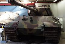 Panzer Museum Munster Germany