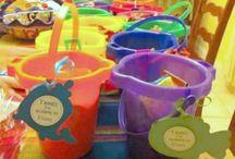 Kids Party favor ideas / by Erin O'Halek