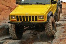 jeeps nd cars!