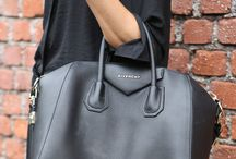 perfect little black bag / by Amelia Larsen / Colour Bloc