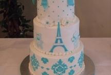 Cakes / by Rebecca Bergeron