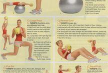 Fitness / by Jessie Myers