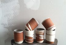 Ceramics, pottery, favorite dishes