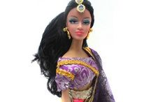 Asian & Indian Dolls / Come and take a look at some of the most compelling and beautiful Indian / Asian dolls for children & collectors. From the India Collection at Xambino.com.