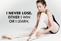 Words of Wisdom for the Dancer in You