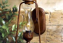 candle lamps lantern light