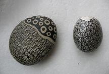 roches peintes