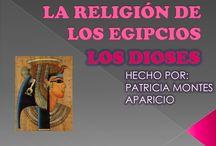 Religión antiguas civilizaciones