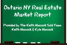 Ontario New York Real Estate / All about Ontario New York real estate including homes for sale by top Ontario NY Realtors, Keith Hiscock & Kyle Hiscock. #OntarioNY #OntarioNYRealEstate #OntarioRealtors #OntarioRealEstate #OntarioNYHomes