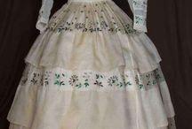 Civil war fashion / Women's fashion from American Civil War period / by Meredith Love