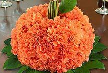 Thanksgiving inspiring florals