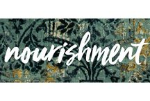 FirstLook 2017 - Nourishment / Meet Nourishment, a decorative elixir for the empowered, confident consumer who's fatigued by sameness and uncertainty. Spot the Nourishment display Jan. 22-26, 2017, in FIRST LOOK's new Grand Plaza showcase.