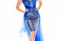 Beautiful Sequin Dresses / Elegant Party Dresses For Women