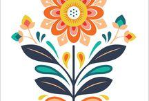 квітковий орнамент
