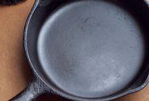 How 2clean cast iron skillet