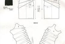 Платья (выкройки)