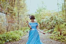 Pastel Coloured Wedding / Pastel Wedding inspiration