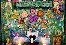 Bohemian living / Inspiratie voor in huis