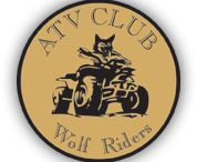 Atv Quad Wolf Riders Club / ...