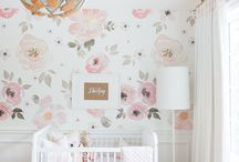 Girls Nursery Inspiration