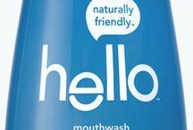Hello Natural Oral Care! / Dental care.