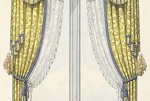 Classic curtains / Идеи декора Окна в классическом стиле