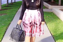 Lookbook / Some of outfit posts from the blog #fashionblog #lookbook #outfit #outfitpost