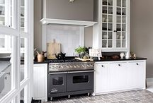 Kitchens and dining-rooms