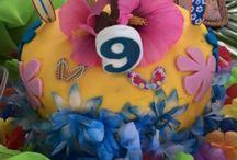 Belle's Hawaiian Birthday / Party