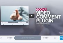 Video comment plugin