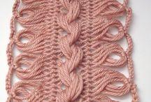 hairpin lace croset