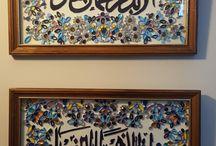 My Islamic Wall Art