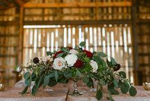 Floral | Bouquets | Centerpieces / Floral arrangements, Wedding Floral, Bridal Bouquets, Groom Boutonnieres