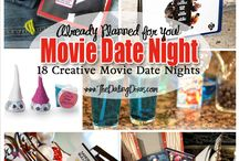 Date Night! / by Brittany-Bryant Hicks