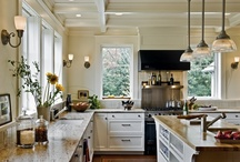 Kitchen upgrades / by Cheryl Brickey