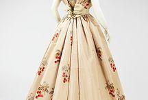 Suknie 1885-1900
