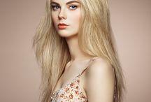FEMALE • Blonde