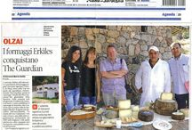 La Strada del Vino Cannonau su La Nuova Sardegna