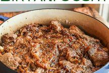 Meat- Mutton Lamb Beef Pork