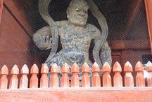 高野山 / JAPANESE Buddhist temple.