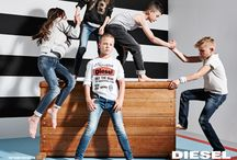 Diesel AW15 / Diesel is a renowned brand that has taken the denim industry by storm. Its founder Renzo Rosso created the aesthetics of urbanity and edgy flair for the brand which are both continuously shown in every collection released season after season. Always paying close attention to the cut, shape and sustainability of its designs, Diesel never fail to surpass expectations. Specialising in denim jeans, Diesel also design and create other clothing and accessories.