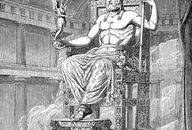 Gravures et dessins, antiquité.