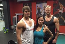 Jeff Seid in Germany - Seminar and Workout / IFBB Pro Jeff Seid came to Germany to meet his Fans.