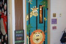 Πόρτες για παιδικό σταθμό