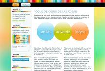 Ejemplo diseño web Valencia / Ejemplos de sitios web diseño web valencia