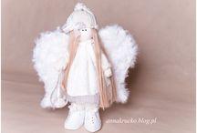 Ангел Из Папье Маше