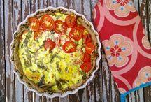 GardenHarvest / Recipes I made using vegetables and fruit from our organic garden.